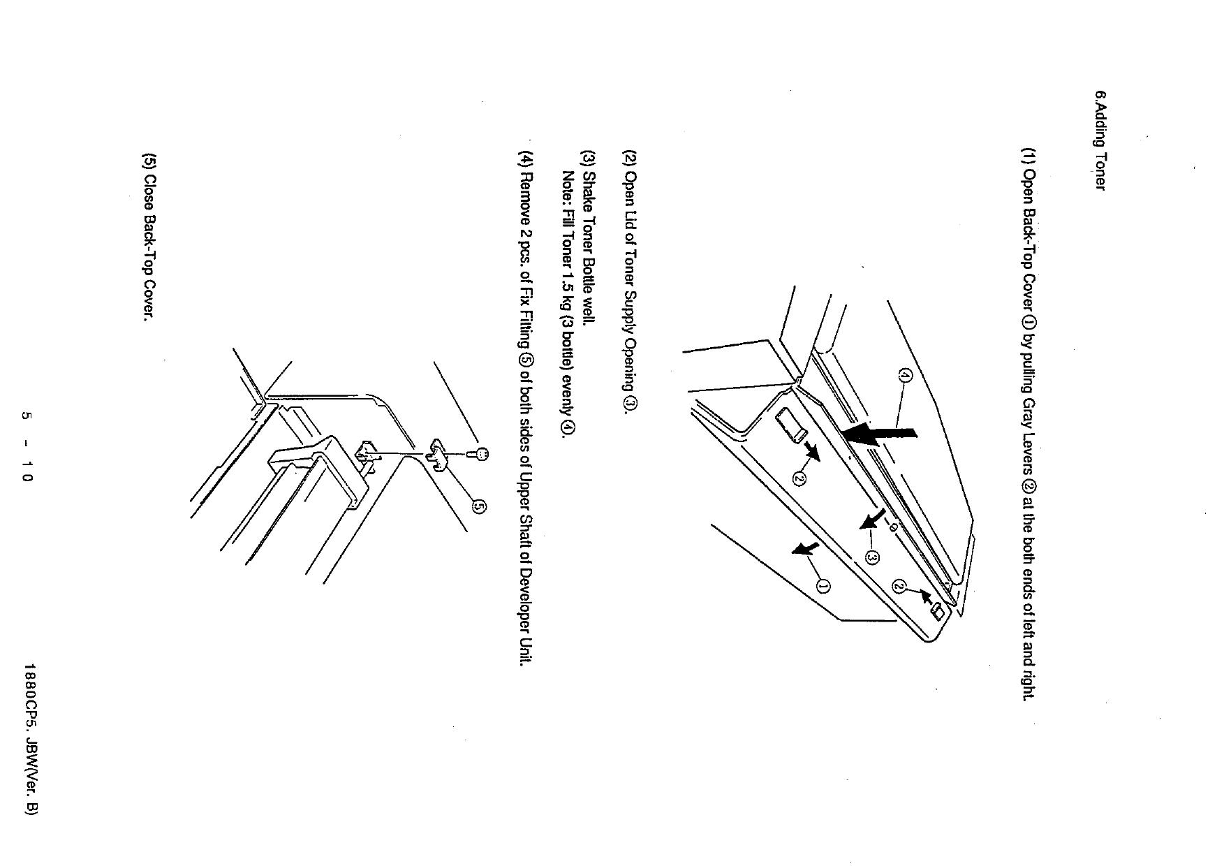KIP 1880 Service Manual